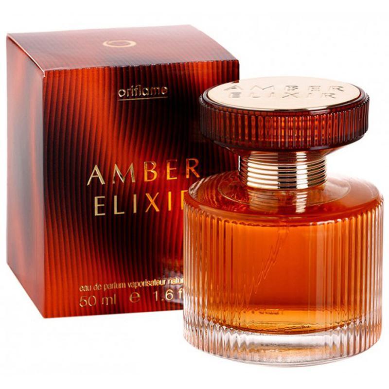 Женская парфюмерная вода «Amber Elixir»