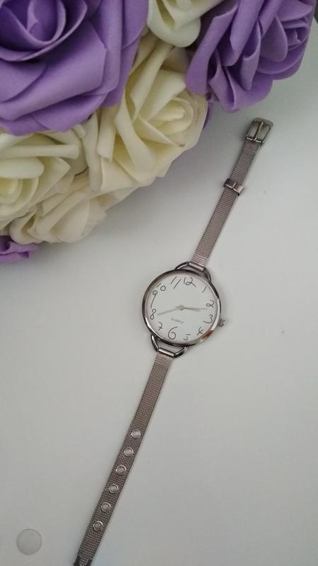 Красивые часы женские,стильний годинник, оригінальні цифри)!ча... - Фото 3