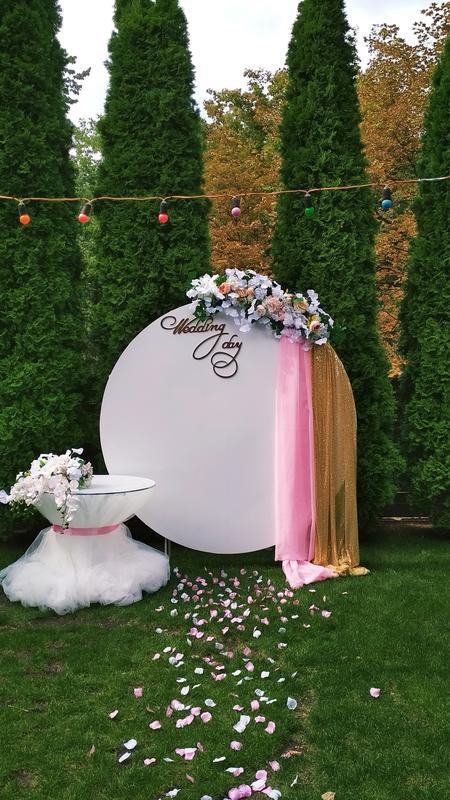 Оформление праздника под ключ, юбилей, свадьба,выпускной, годик,д - Фото 11