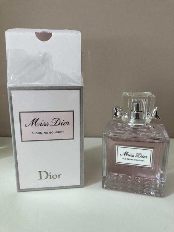 Dior miss dior blooming bouquet оригинал