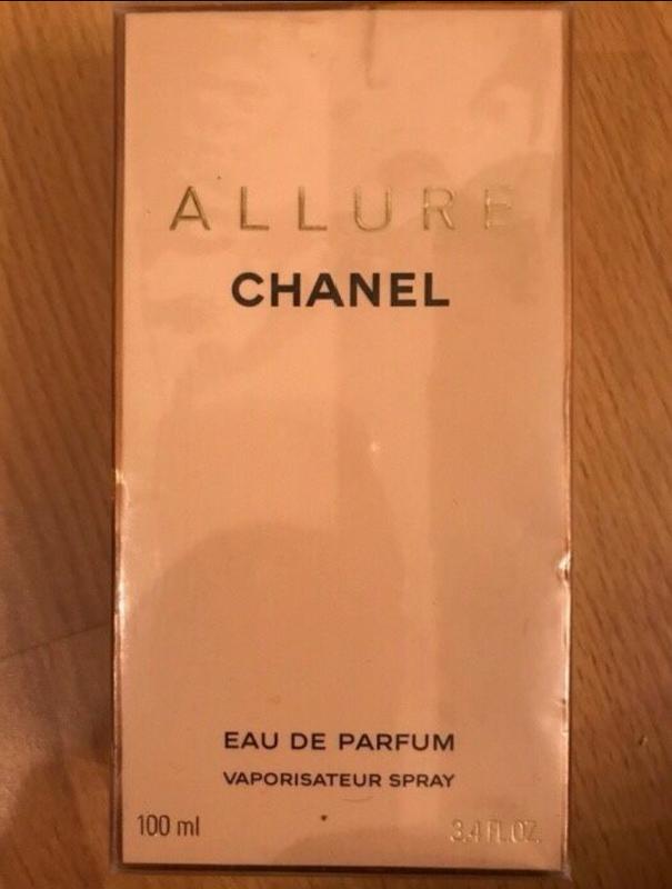 Chanel allure edp оригинал