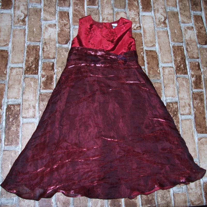 Платье 5-6лет