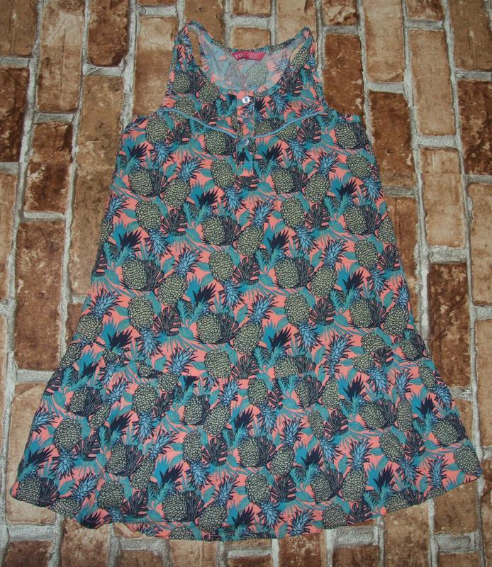 Платье вискоза 8-9лет yd сток