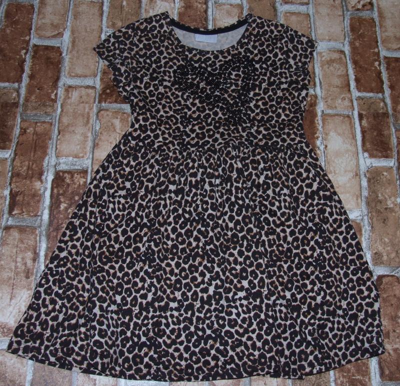 Платье хб 8лет i loye girlswear сток