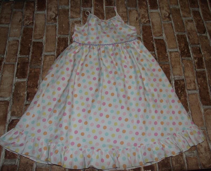 Платье нарядное 9лет ту