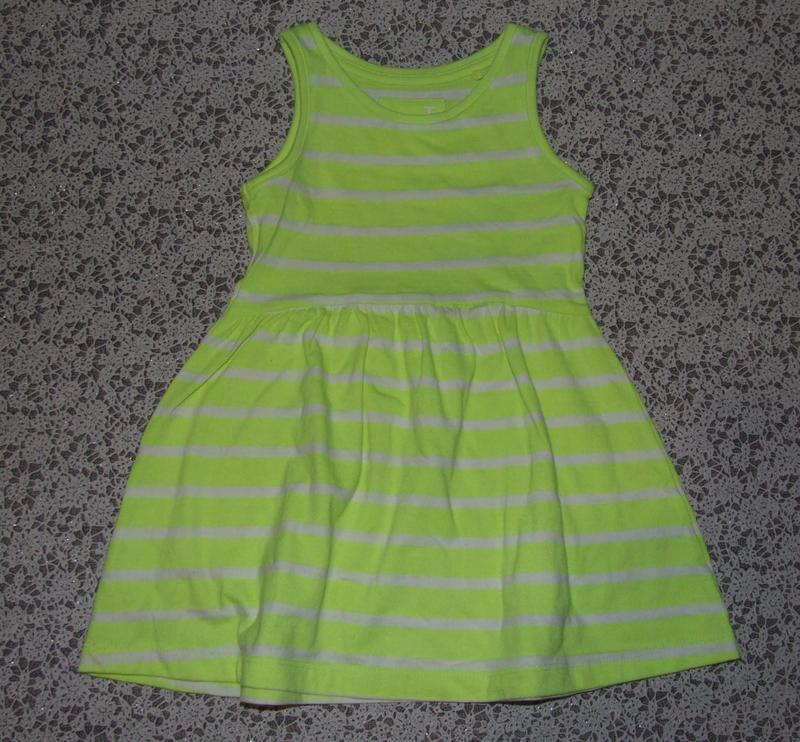 Платье лето 1-2года ту