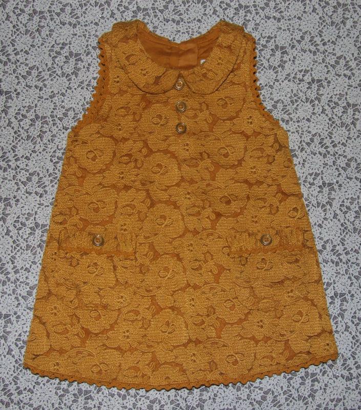 Платье нрядное 9-12мес некст сток