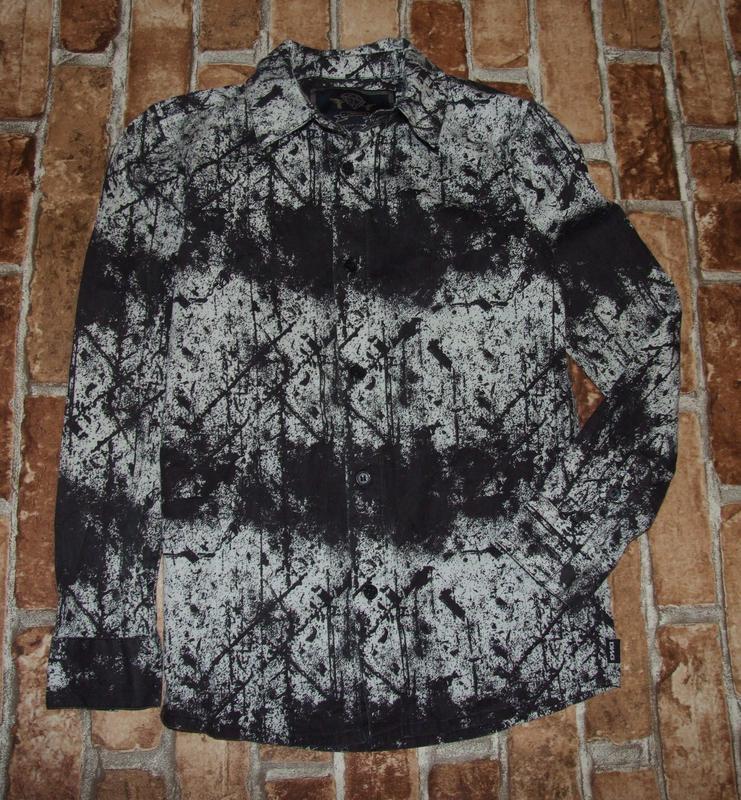 Рубашка хб 10лет сток