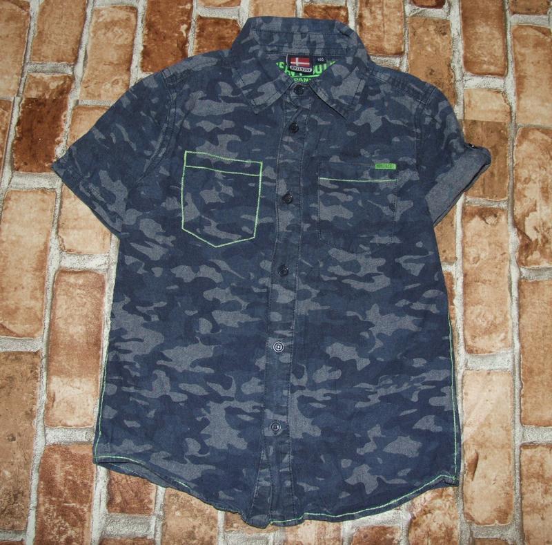 Рубашка котон 10лет