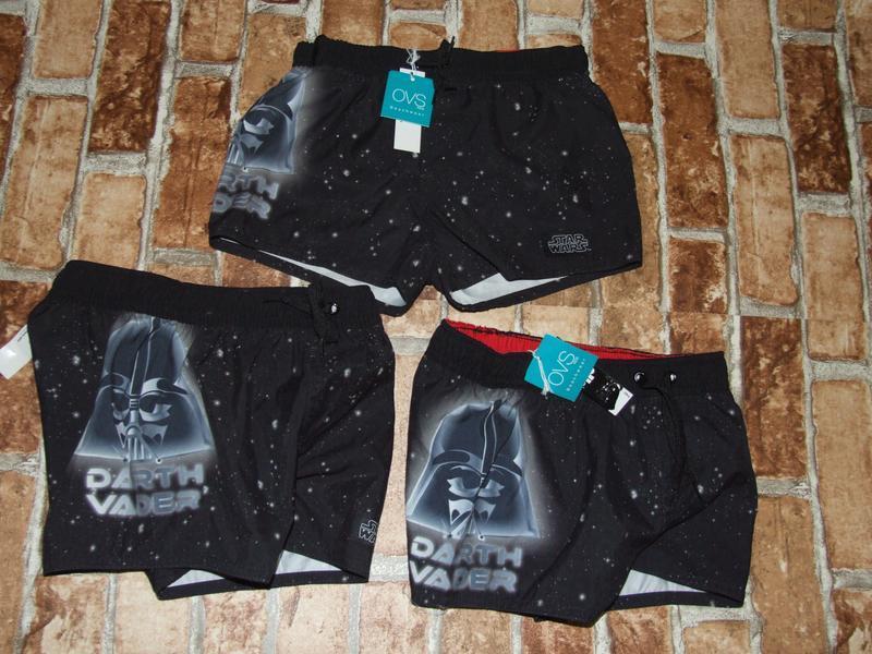 Плажные шорты 3-6 лет