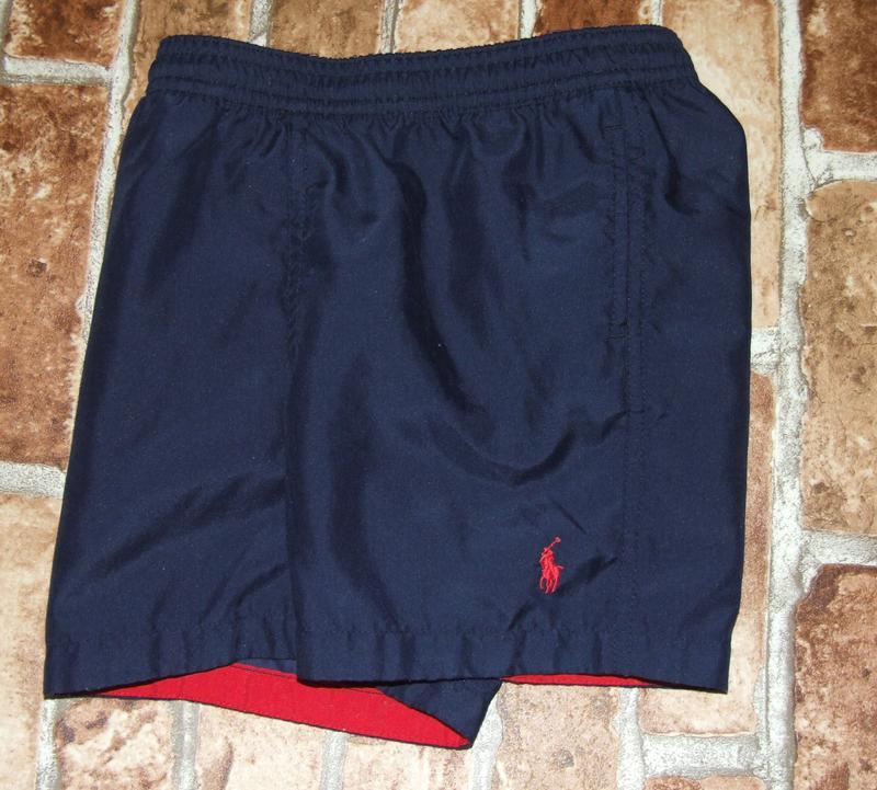 Пляжные шорты ralph lauren 6 лет