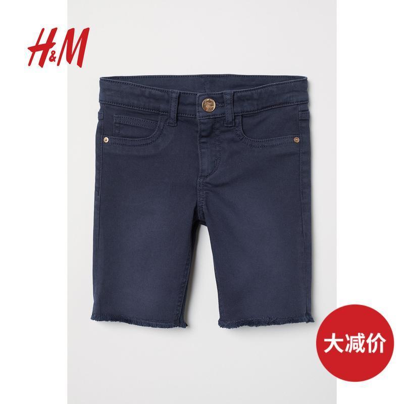 Шорты джинсовые 4-5 лет h&m
