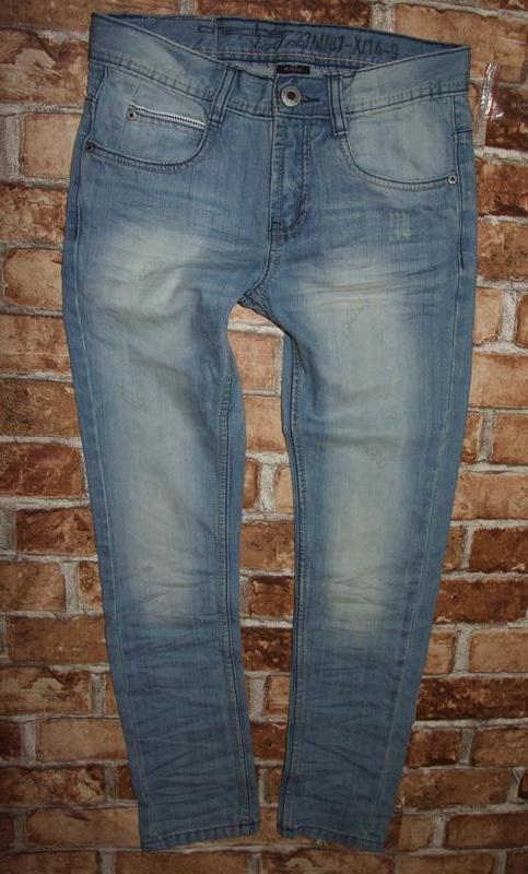 Новые голубые джинсы 10-11 лет chapter young