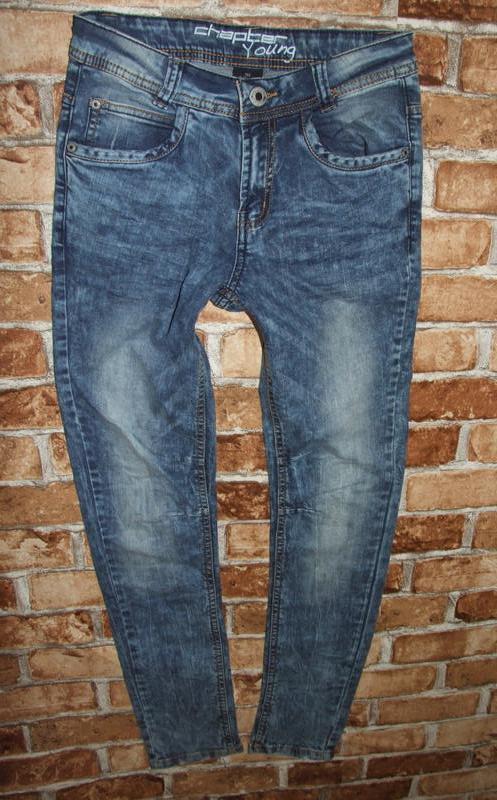 Новые джинсы 11-12 лет chapter young