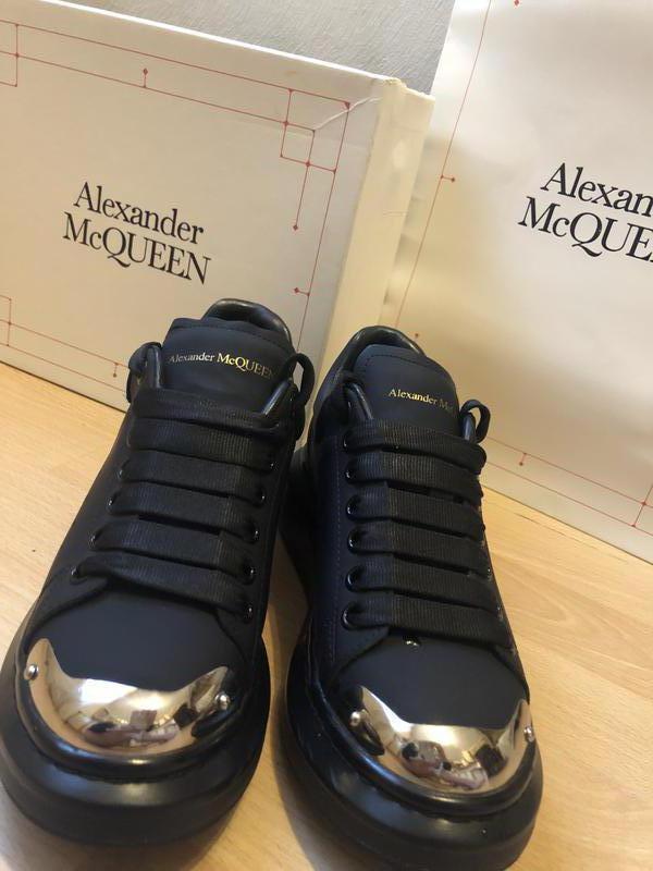 Кроссовки Alexander McQueen - Фото 5