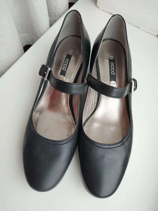 Ecco оригинал стильные классические туфли