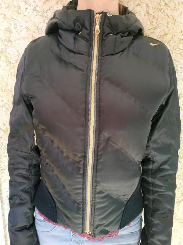 Nike куртка-пуховик оригинал