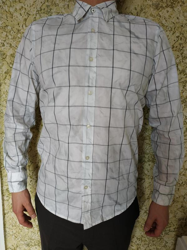 Hugo boss рубашка идеал