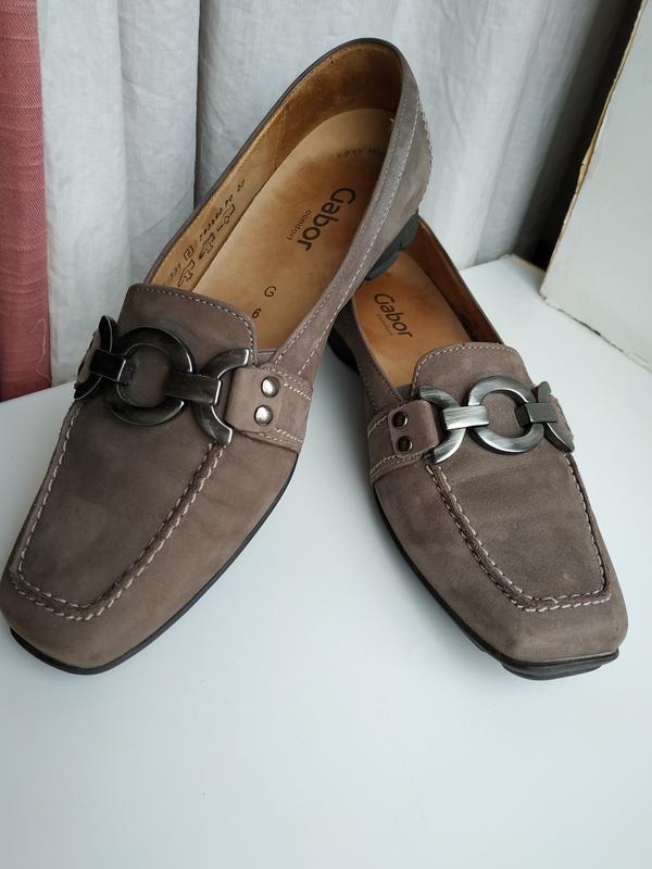 Gabor comfort туфли, балетки идеал