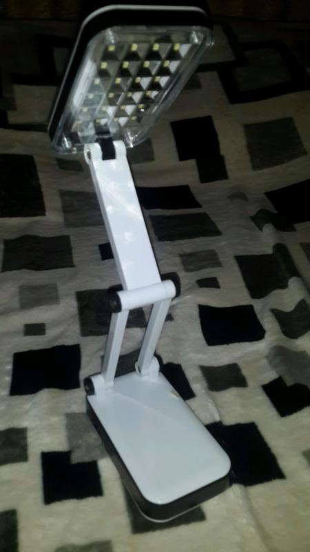 Лампа акумуляторная - Фото 5