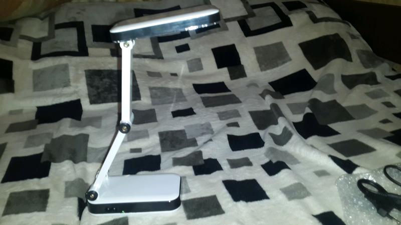 Лампа акумуляторная - Фото 6
