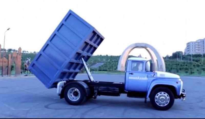 Вывоз мусора Луцк: Вывоз строительного мусора зилом - Фото 4