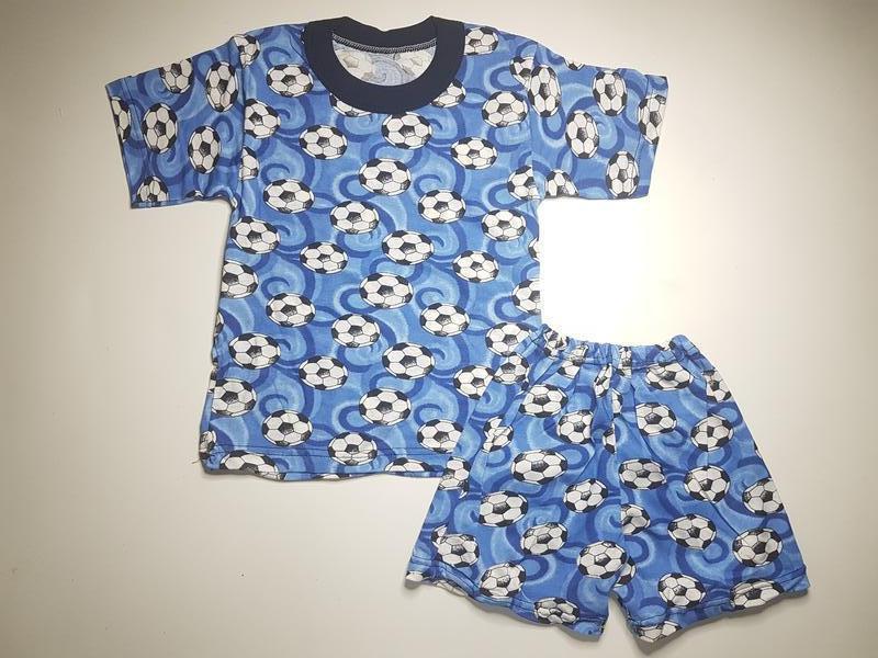Футболка и шорты для мальчика летний комплект на 5-6 лет