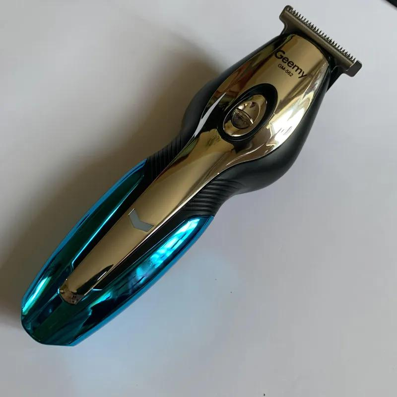 Машинка для стрижки волос gm562 11в1 триммер бритва - Фото 4