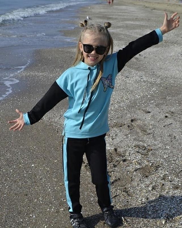 Спортивный костюм спортивний для дівчинки