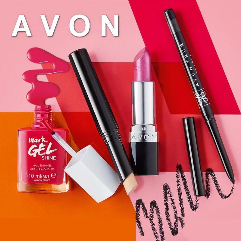 Продукція Avon Ейвон, замовлення, реєстрація