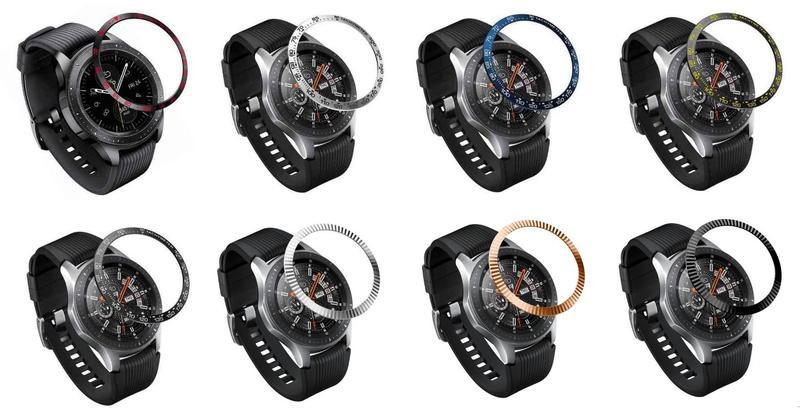 Защита безеля для Samsung Galaxy Watch 42mm 46mm Gear S2 S3