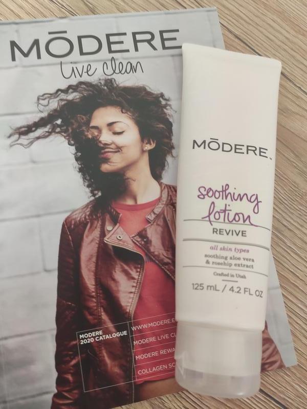 Soothing lotion modere/rebound neways)-увлажняющий крем после ...