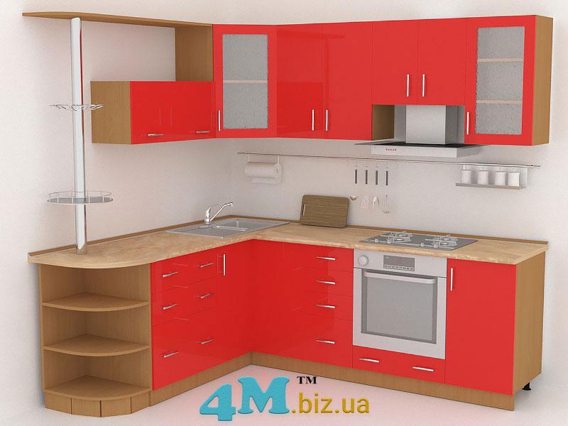 Кухня, мебель от производителя на заказ - дизайн, доставка, устан - Фото 2