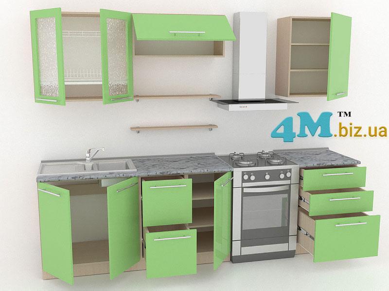 Кухня, мебель от производителя на заказ - дизайн, доставка, устан - Фото 3