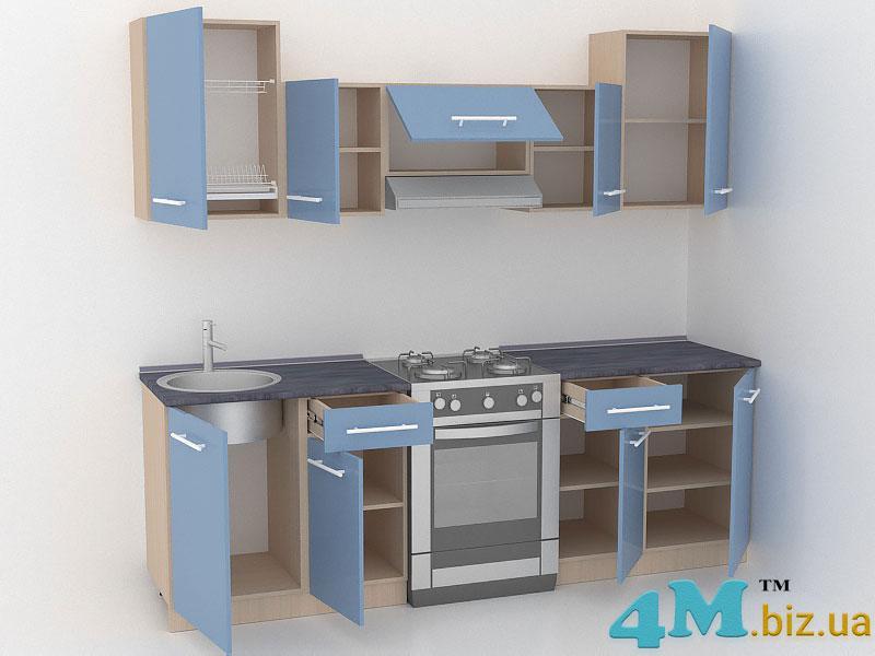 Кухня, мебель от производителя на заказ - дизайн, доставка, устан - Фото 4