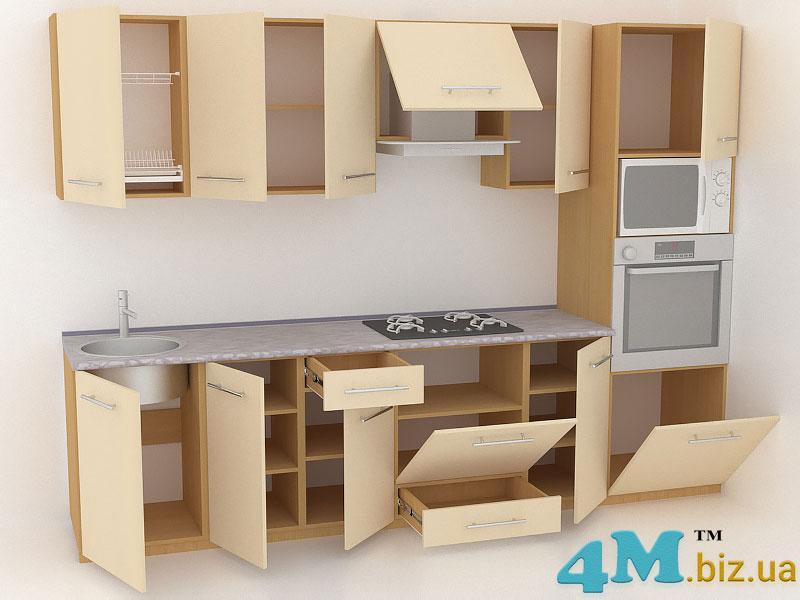 Кухня, мебель от производителя на заказ - дизайн, доставка, устан - Фото 5