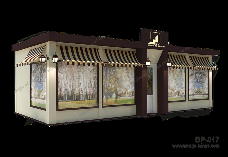 Изготовление и продажа малых архитектурных форм