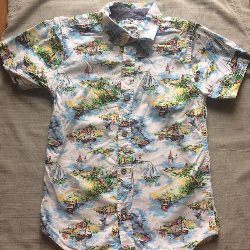 Идеальная летняя рубашка tu