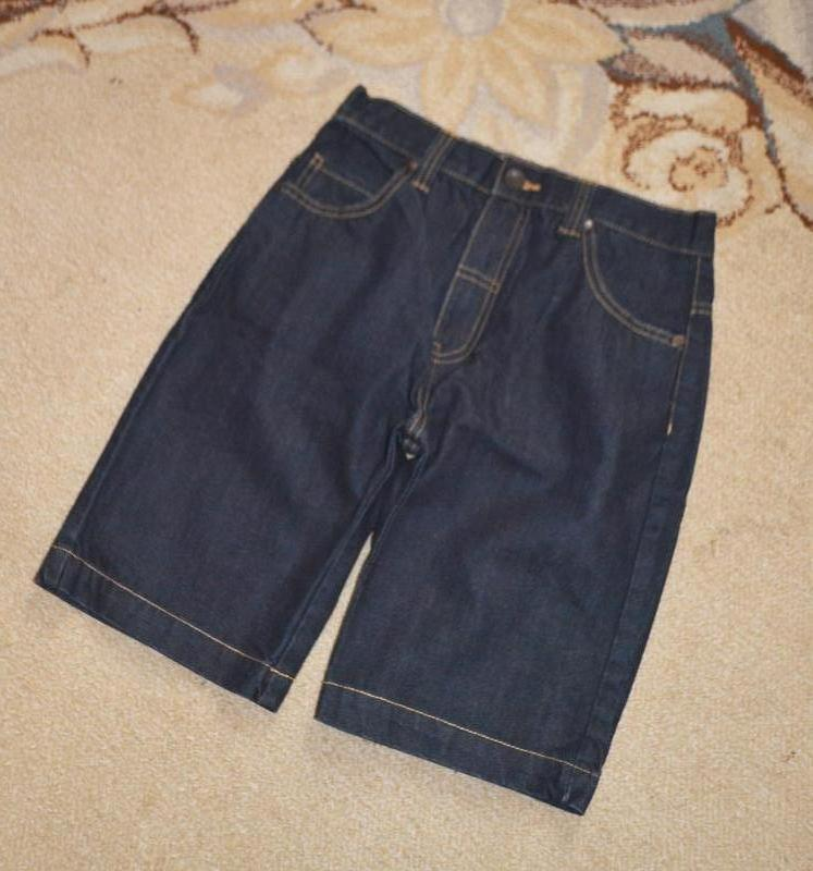 Шорты джинсовые george р.10-11 лет 140-146 см