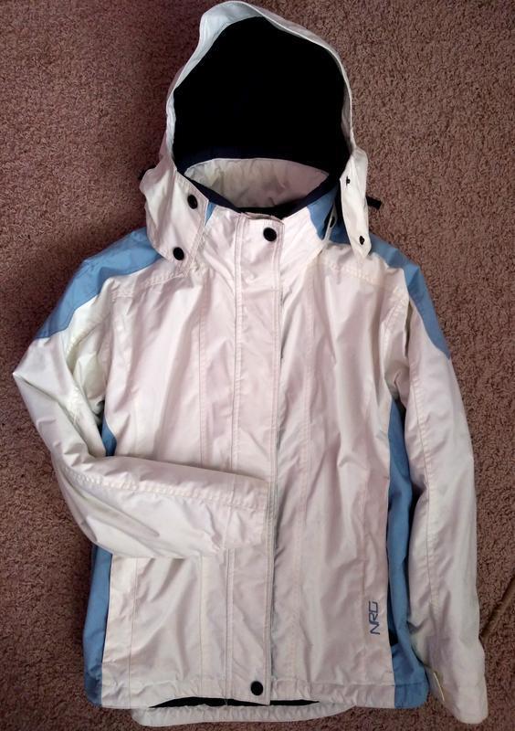 Куртка nrc с системой thermolite active du pont размер s m лыж...