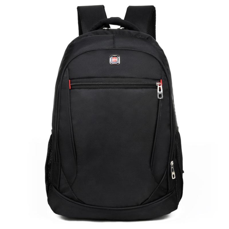 Мужской рюкзак DengSiya 5841, черный для города и школы