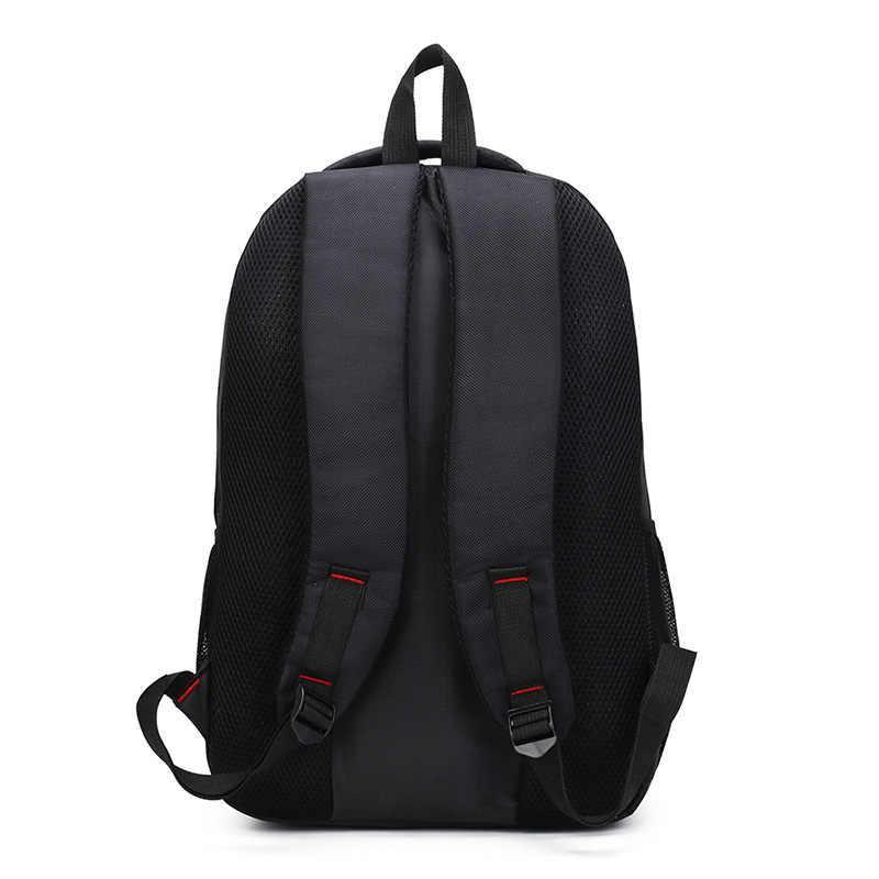 Рюкзак DengSiya 8897, черный для школы, работы, спорта, отдыха