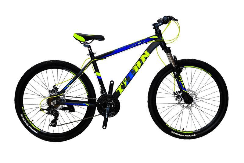 РАСПРОДАЖА! Алюминиевый горный велосипед Titan Extreme 26