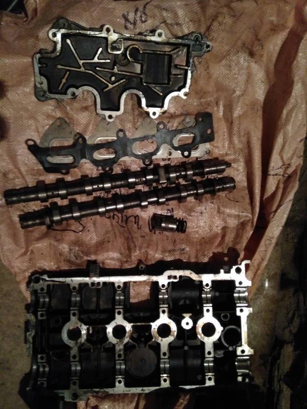 Головка блока рено меган 2 1,6 16 клапанная - Фото 3