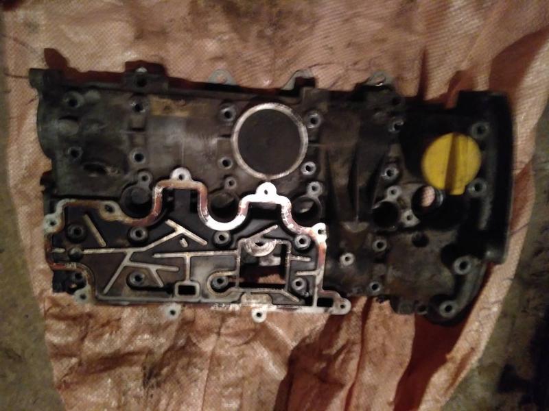 Головка блока рено меган 2 1,6 16 клапанная - Фото 4