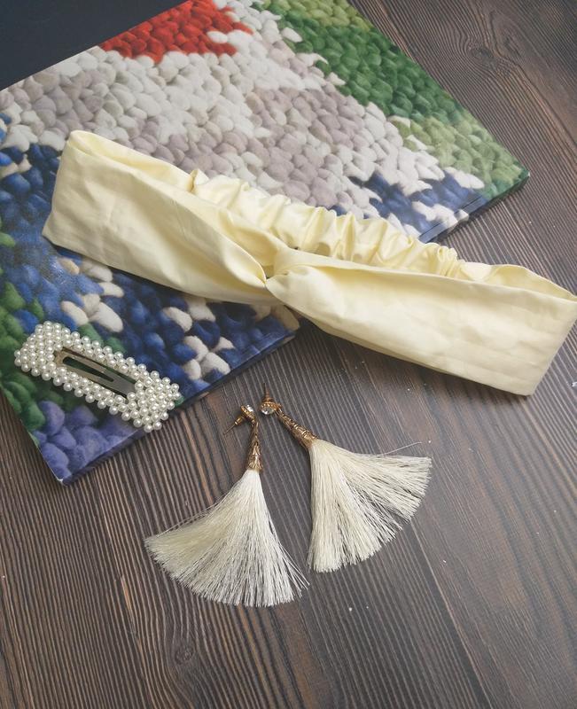 Женская повязка на голову ретро крест тюрбан для волос аксессуары