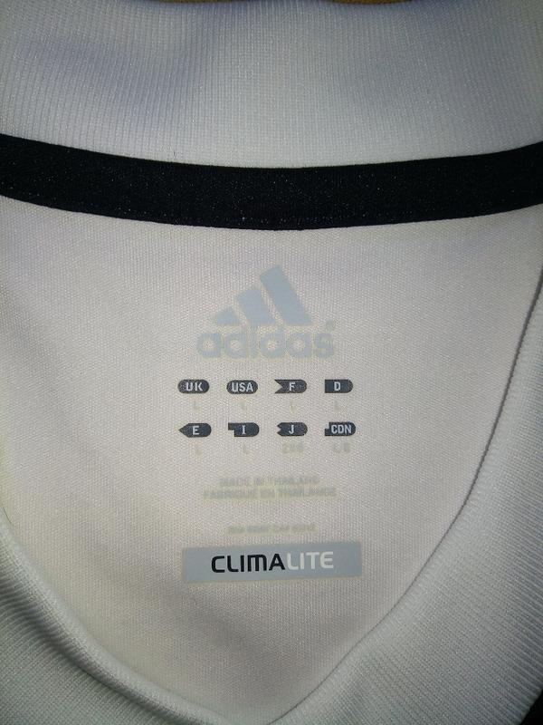Спортивная кофта adidas climalite - Фото 3