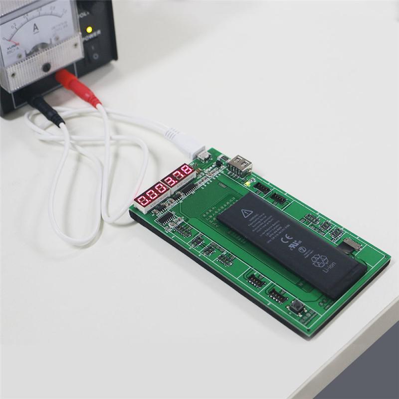 Модуль зарядки и активации аккумуляторов Kaisi 9202+ с кабелями - Фото 2