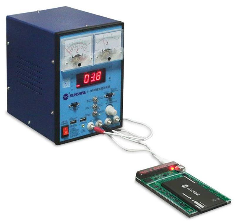 Модуль зарядки и активации аккумуляторов Kaisi 9202+ с кабелями - Фото 16