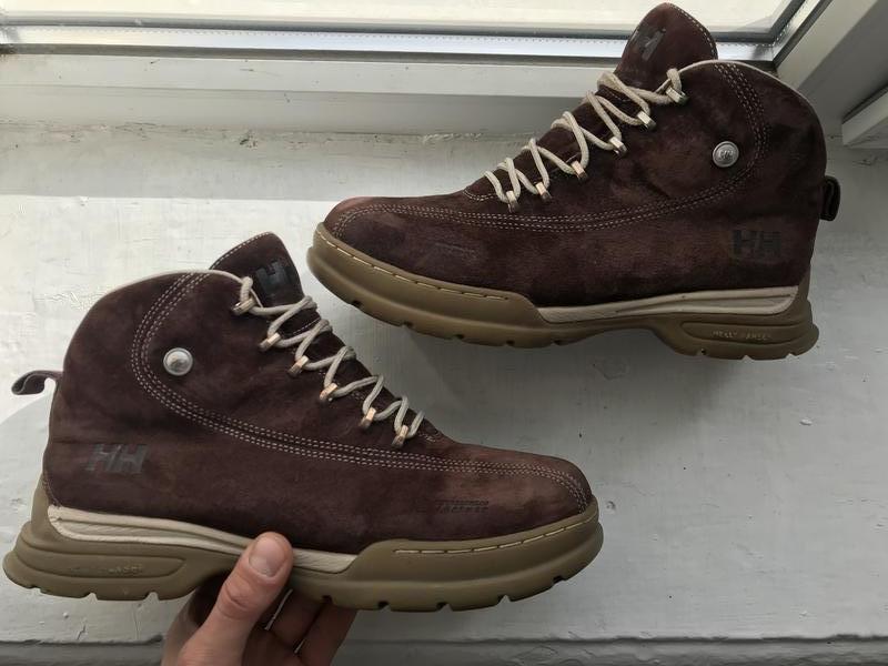 Ботинки helly hansen waterproof демисезонные 40р